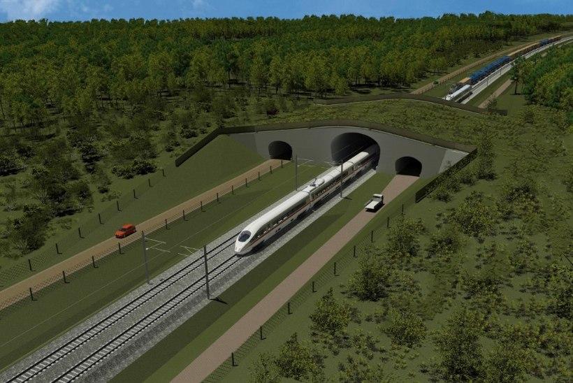 Kriisil pole mõju: Rail Balticu projekt läheb täistuuridel edasi