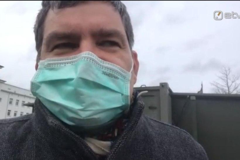 Kuressaare haigla ravijuht: 42 nakatunut personalis on kolme nädala tulemus. Oleme teinud ka laustestimise