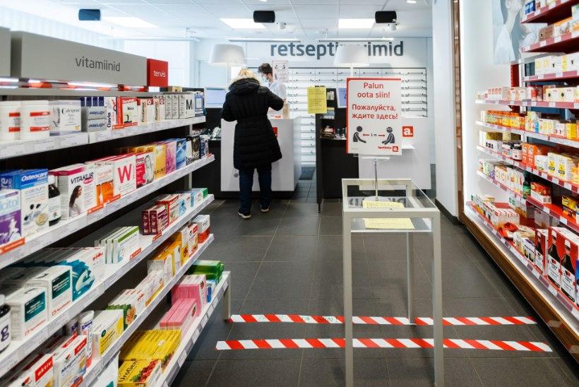 Lugeja küsib: kas maksan ravimite eest ostupiirangu tõttu nüüd rohkem?