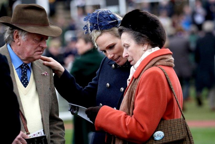 Prints Charlesi abikaasa Camilla eksmehel on koroonaviirus