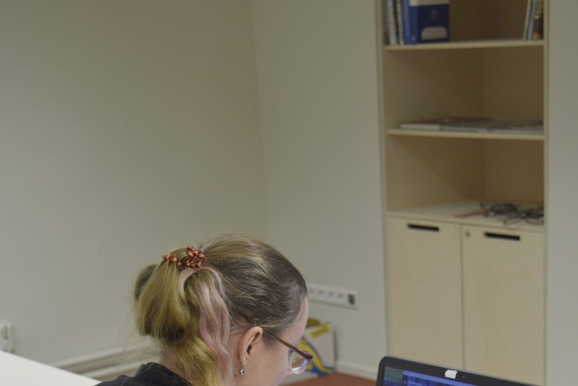 Tallinna keskraamatukogu hoiab eakate lugejatega sidet erinevate tegevuste kaudu