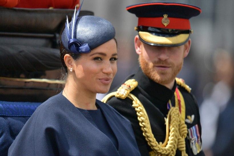 Prints Harry ja Meghan teatasid pretsedenditust otsusest