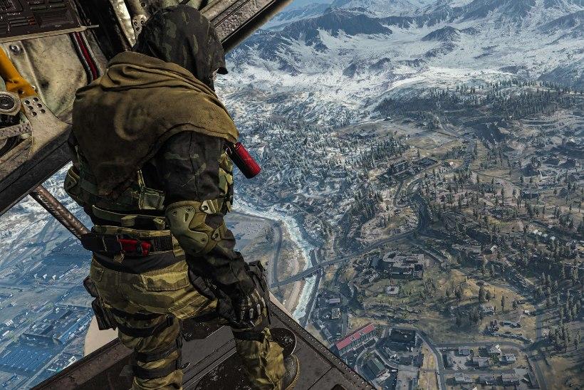 """RISTVÕRGU PAHUPOOL: konsooliomanikud põgenevad arvutil """"Call of Duty: Warzone'i"""" mängivate petturite eest"""