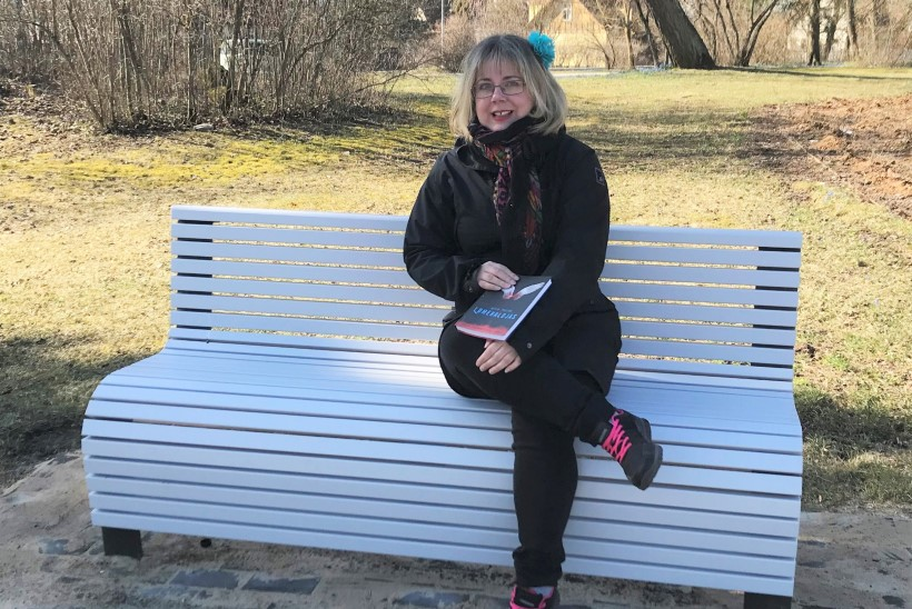 """Krimikirjanik Ketlin Priilinn: """"Endalgi on huvitav teada saada, kes on mõrvar."""""""