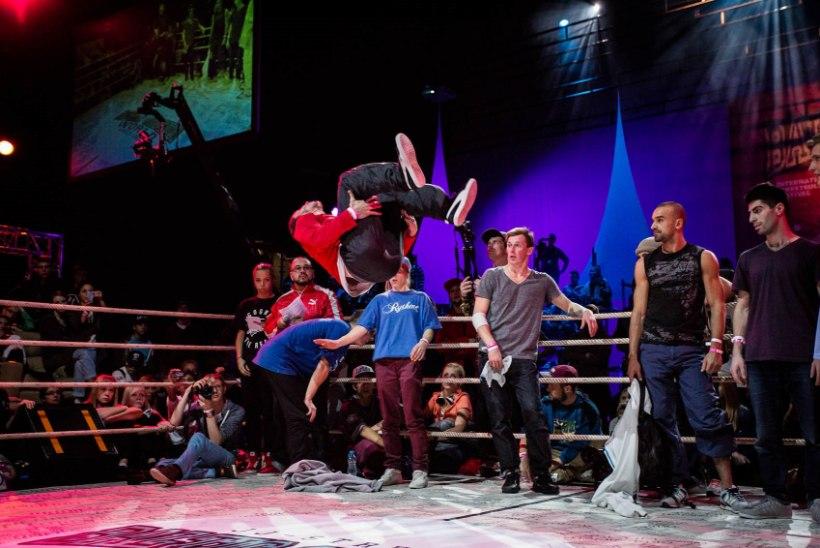 Eesti breiktantsijad pürgivad olümpiale! Joel Juht: breik on meie jaoks alati olnud arvestatav sport