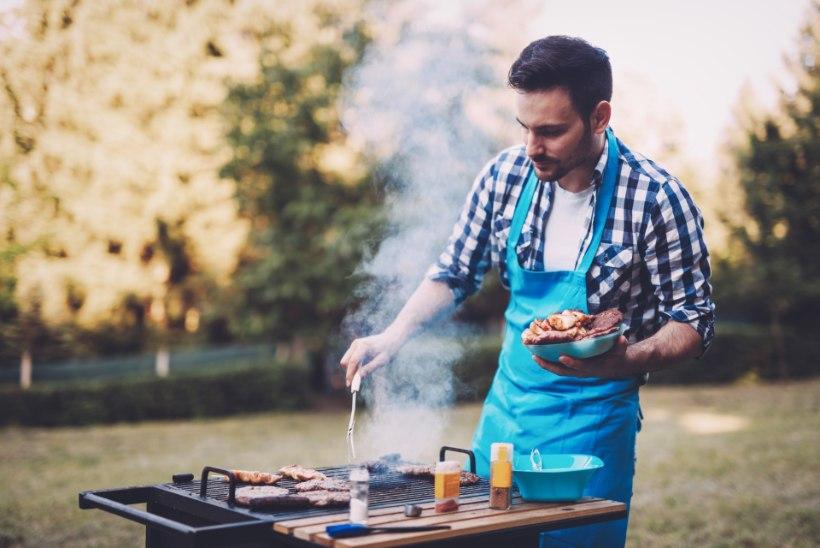 Soojad ilmad ja rohkelt vaba aega – on aeg grillima hakata! Siin on 7 maitsvat toodet, mida kindlasti tasuks grillida!