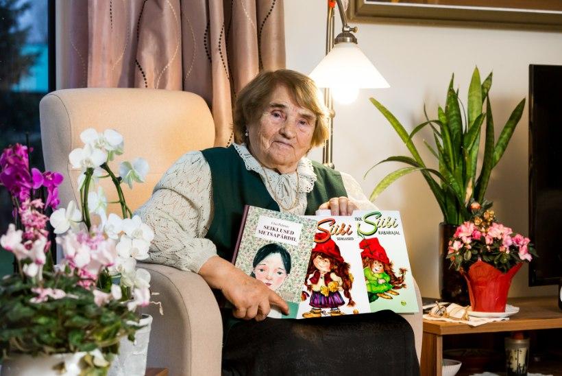 Lastekirjanik Elsa Pelmas: lood ootasid lapsest peale raamatuteks saamist