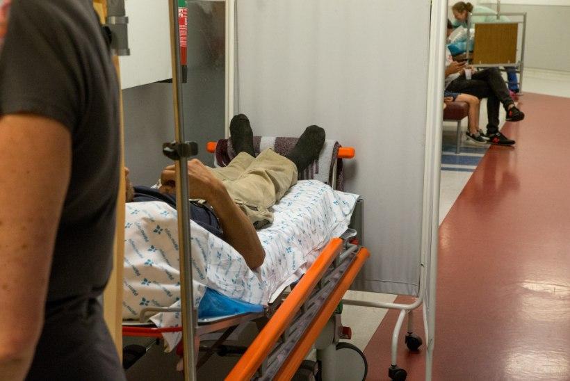Koroonaviirus kaotas EMOs järjekorrad