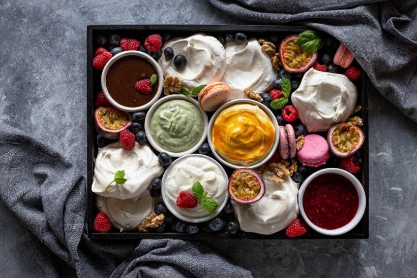 MAGUS LAUPÄEV: pavlovakandikuga saab iga maiasmokk meelepärase koogi
