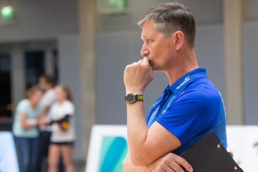 Eesti edukas võrkpallitreener lahkub Tartust ja asub juhendama Audentese piigasid