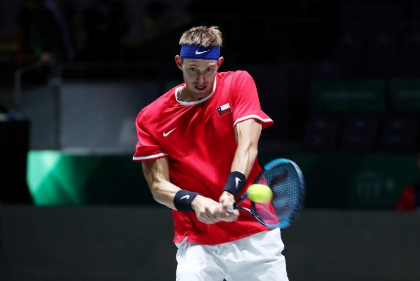 HUVITAV: Tšiili mängija põrus dopingukontrollis, kuid tenniseliit uskus tema müstilist selgitust