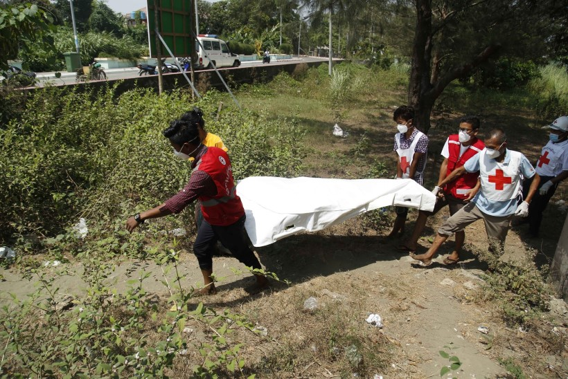 Myanmaris tapeti koroonaproove transportinud WHO töötaja