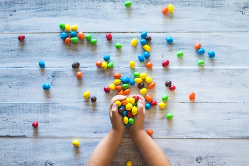 APPI, MAGUS! Mida suhkur lapsega teeb ja kuidas emad maiustamist ohjeldavad?