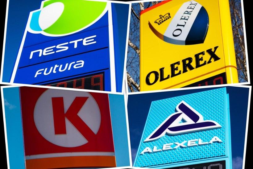 VEDEL PARADOKS: Ühendriikides muutus toornafta väärtusetuks, Eesti tanklates on kütusehinnad laes