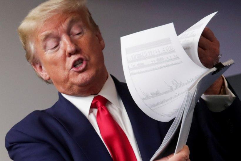 Trump kavatseb peatada inimeste USAsse kolimise