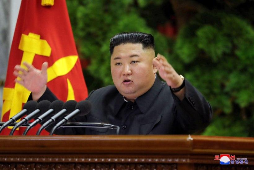 MIS TOIMUB? Levivad kuuldused, et Kim Jong-unile tehti südameoperatsioon ja ta on tõsiselt haige
