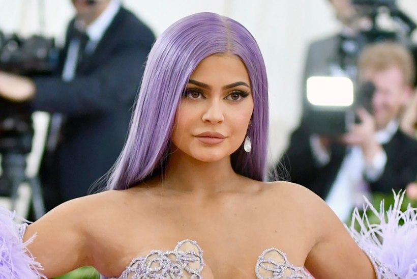 Meikimata Kylie Jennerit ei tunne äragi!