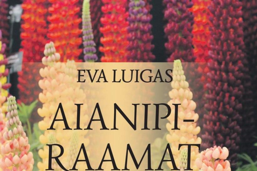 ÕL VIDEO | Aiandusspetsialist Eva Luigas esitleb oma uut raamatut ja annab aiandusnippe