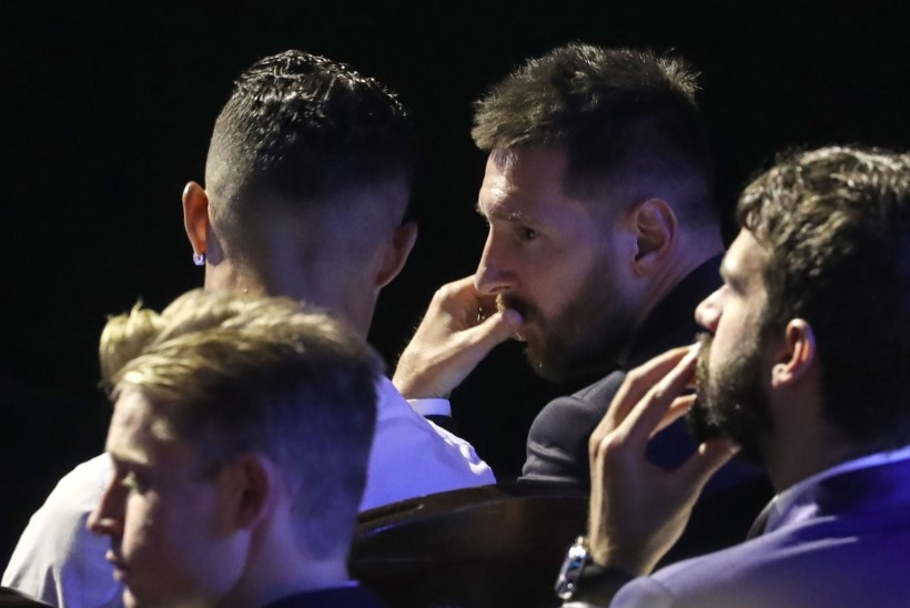 Reali ja ManU legend Beckham: Ronaldo pole Messi klassist