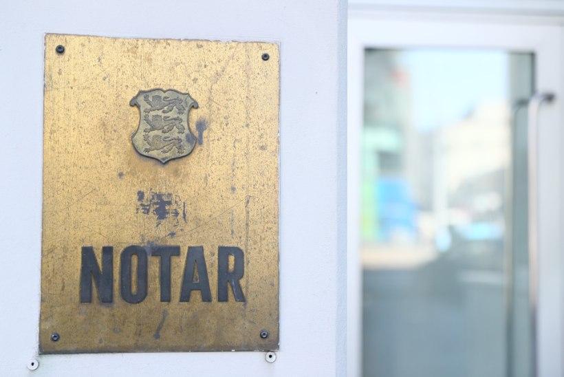 Notarid avastavad üha rohkem pettusi: nahk tõmmatakse üle kõrvade nii ettevõtjatel kui vanuritel