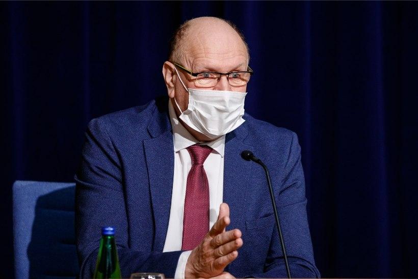 VIDEO | ERIOLUKORRA UUDISED: Jüri Ratase sõnul on piirangute leevendamise eesmärgiks majanduse päästmine