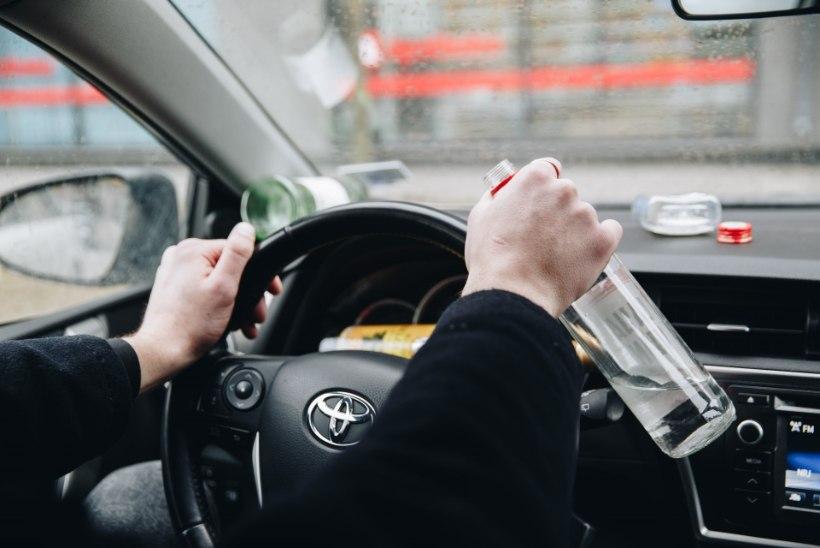 TRELLIDE TAHA: ligi 200 km/h kihutanud roolijoodik saadeti mitmeks aastaks vangi
