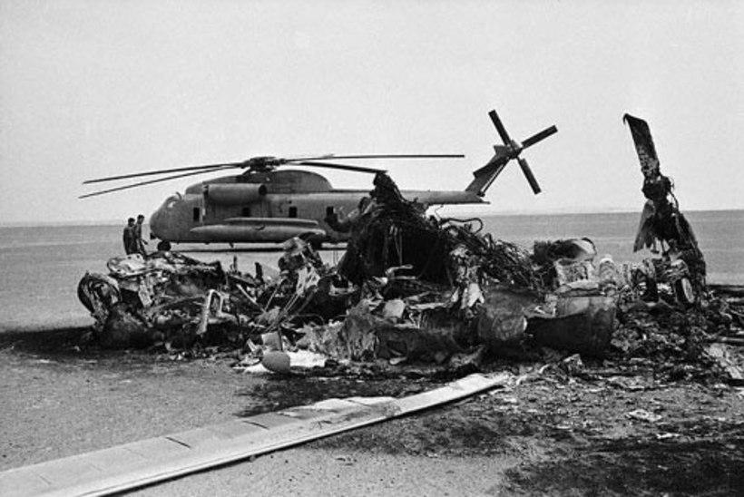 MINEVIKUHETK | 24. aprill: ameeriklaste päästeoperatsioon Iraanis lõppes fiaskoga