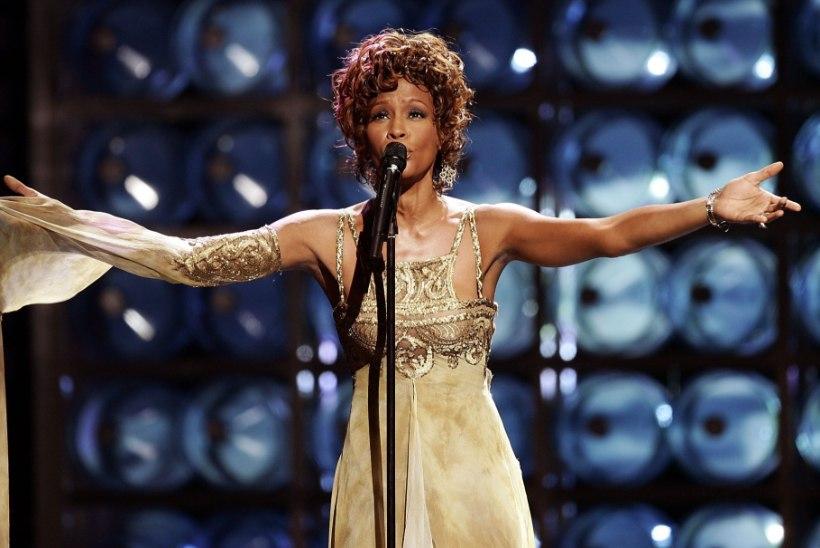 Whitney Houstoni dramaatilisest elust sünnib mängufilm
