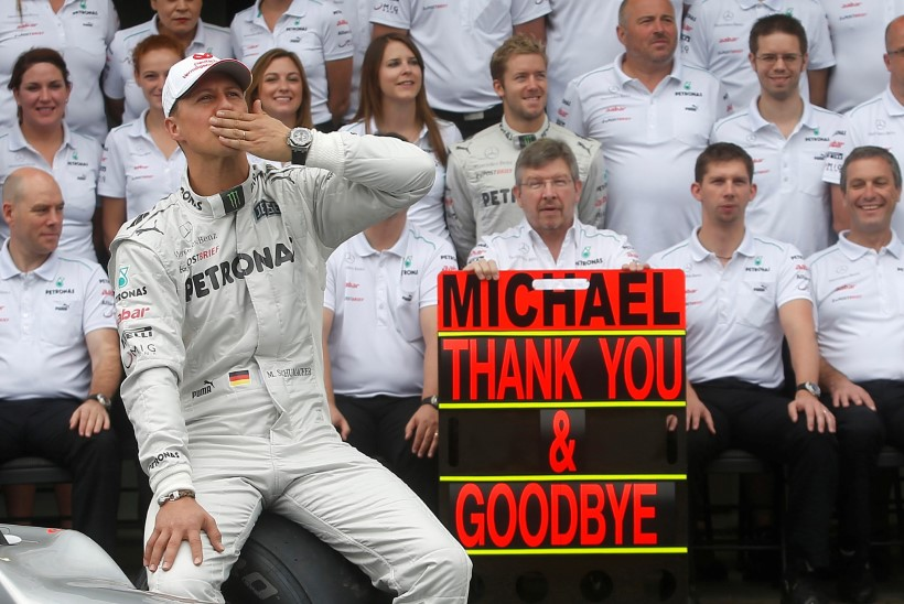 """Schumacheri abiline meenutab: """"Ütlesin, et see pole hea mõte. Ta oleks pidanud mind kuulama."""""""