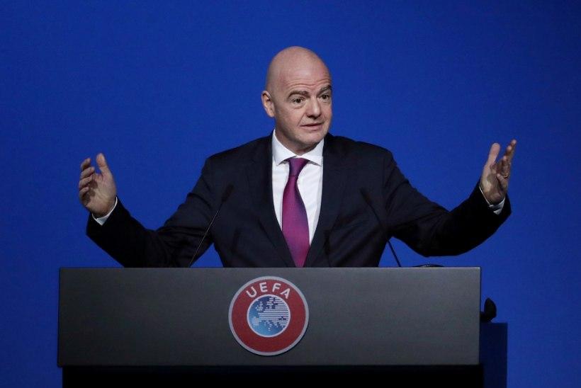 OHOH! Eesti jalgpalliliit saab FIFA-lt poole miljoni euro suuruse rahasüsti
