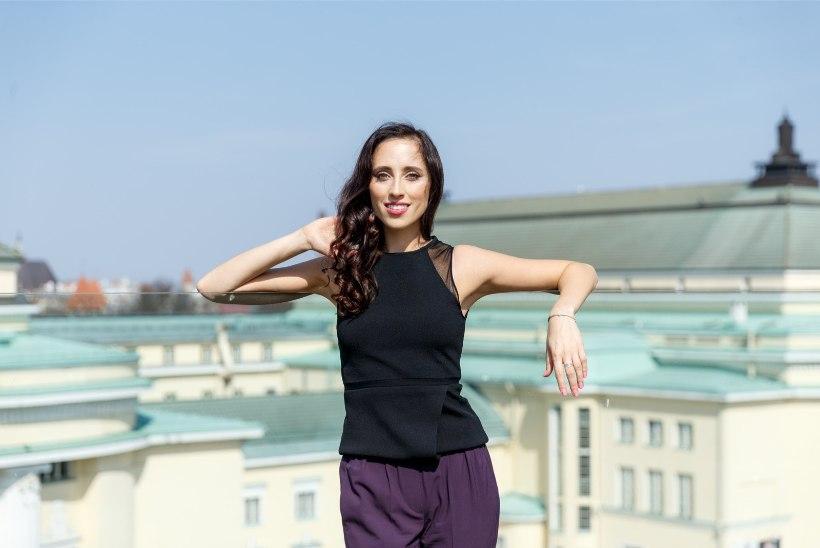 KUULUJUTUVESKI JAHVATAB: Elina Nechayeval on kallim, ehkki väidab, et on vaba!