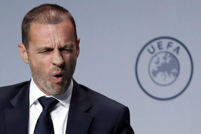 Head uudised Liverpoolile! UEFA soovib, et liigad mängiksid hooajad lõpuni ega taha midagi kuulda tulemuste nullimisest