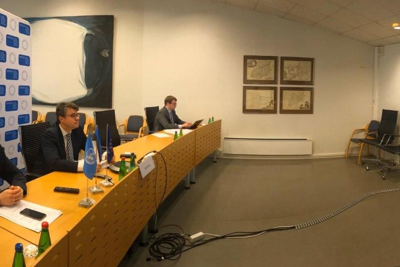 SUURRIIKIDE SOLVUMISED: Eesti eesistumiseks peaks halvatud julgeolekunõukogu tööle asuma
