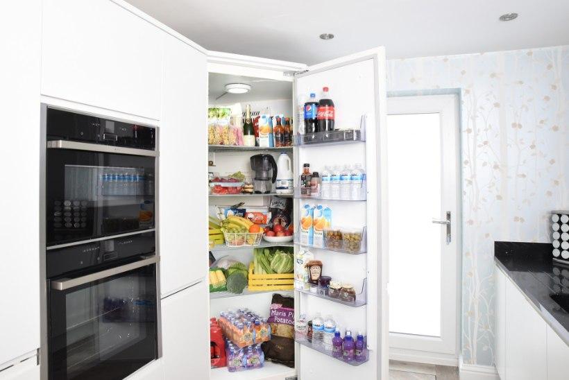 Seitse toiduainetegruppi, mille kodused varud toetavad tervislikku toitumist