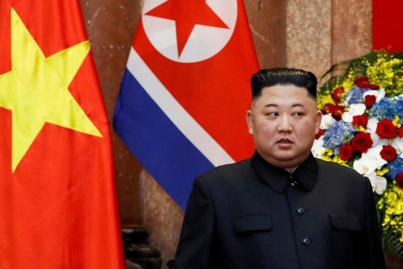 Uudis, mis alistas kroonviiruse: kus on Kim Jong-un?
