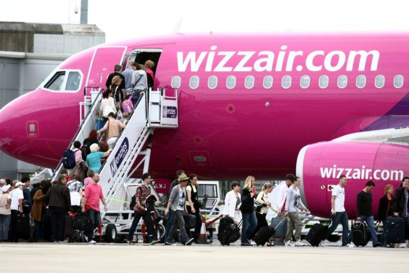 Wizz Air taasalustab Londonist lähtuvaid lende