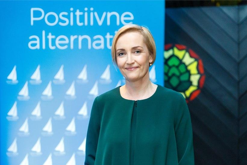 Parteide heitlus: Reformierakonna toetus püsib stabiilsena, Eesti 200 liigub tõusvas trendis
