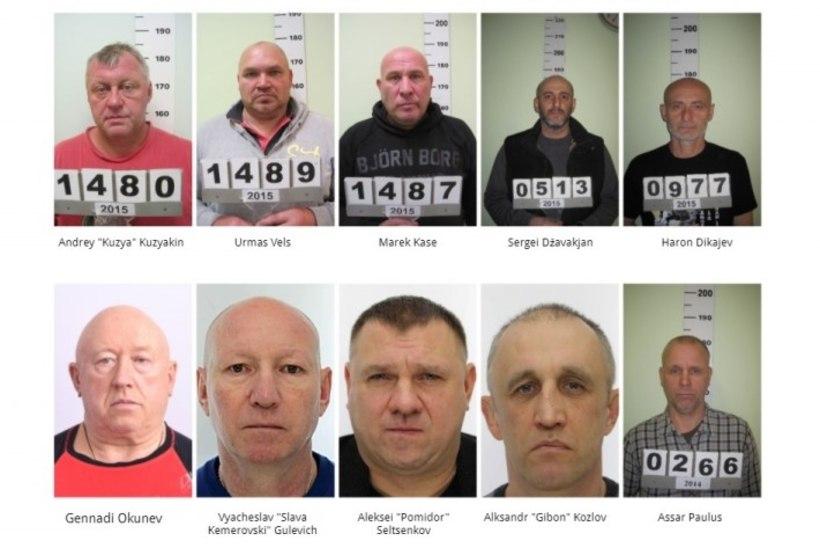 """Kogenud uurijad: organiseeritud kuritegevus Eestis on """"peata"""""""
