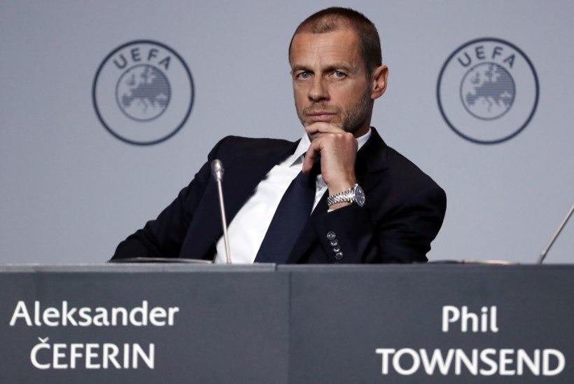 UEFA avas jälle rahakotirauad: Eesti jalgpalliliit sai erandkorras 4,3 miljoni euro suuruse toetuse