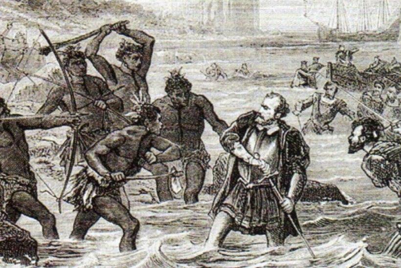 MINEVIKUHETK | 27. aprill: lahingus pärismaalastega hukkus kuulus Portugali maadeavastaja