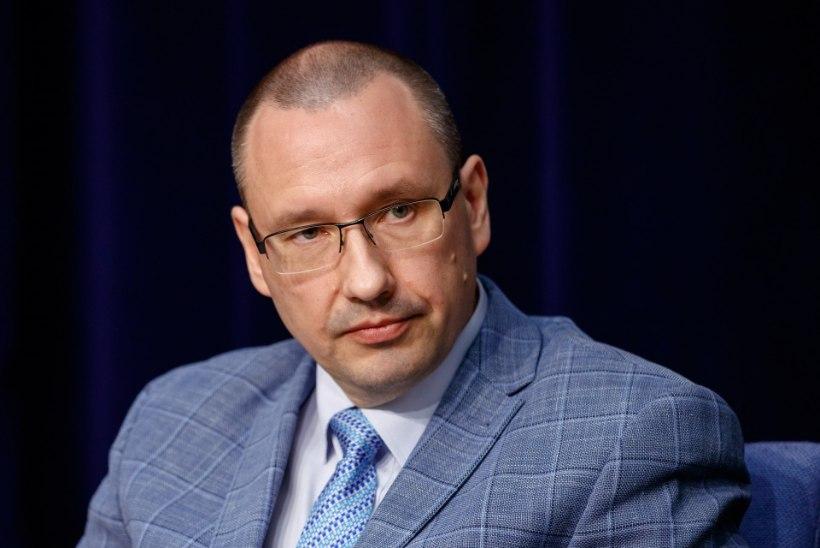 Arkadi Popov: teeme kõik, et ei peaks Harjumaad isoleerima