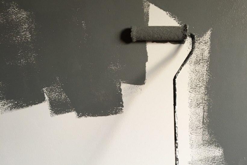 KASULIKUD NIPID: seinad näivad väsinud? Haara värvirull!