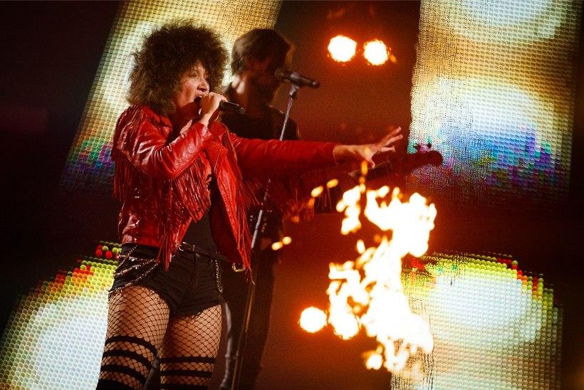 Laura Prits pöörastest lavakostüümidest: Carlos Santana ütles, et meie kontsert on küll väga lahe, aga ma pean püksid jalga panema