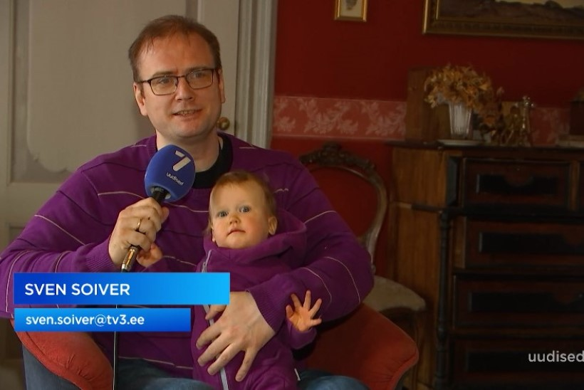 Sven Soiver pisitütrega tööl käimisest: Viktoria on kõigiga sõber ega karda midagi