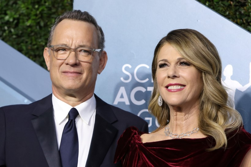 Tom Hanks ja tema naine loovutavad koroonavaktsiini loomiseks verd