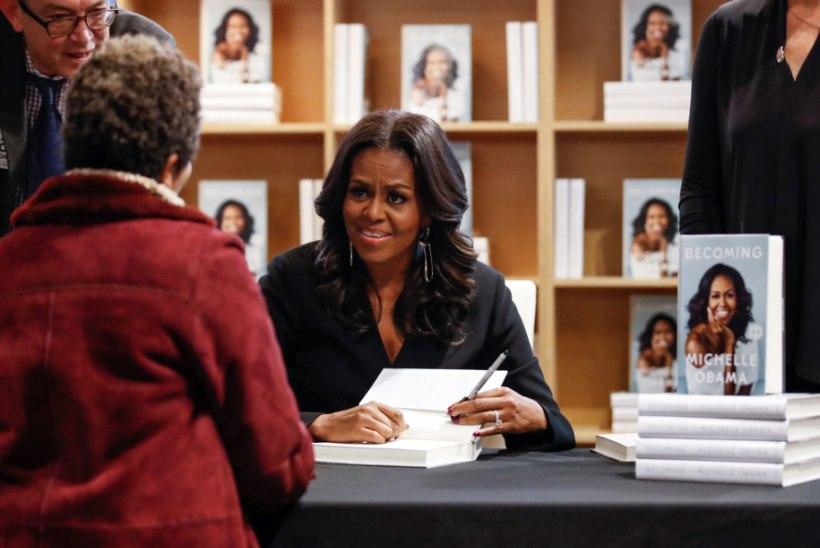 Maikuus jõuab Netflixi dokfilm Michelle Obamast