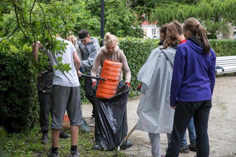 Õpilasmalev alustab | Kriis sunnib noorte poole vaatama