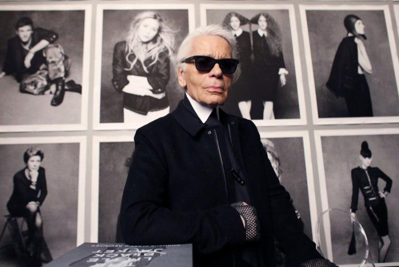 PALJASTUS: ema piinas tulevast moekeisrit Karl Lagerfeldi nahkrihmadega