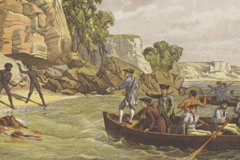 MINEVIKUHETK | 29. aprill: kapten Cook jõudis Austraaliasse