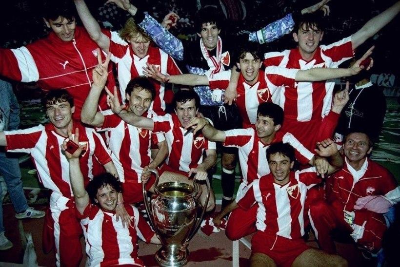 HÄÄBUMINE | Jugoslaavia sõda hävitas Euroopa jalgpallimeistri suured plaanid